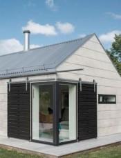 House KD з покрівлею зі сталі з полімерним покриттям GreenCoat увійшов до числа фіналістів WAF 2017