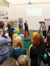 06 вересня відбудеться прес-конференція на тему «Як студенти допоможуть розвитку девелоперського бізнесу в Україні»