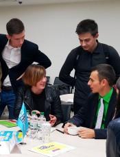 УЦСС проводить консультації і зустрічі для учасників STEEL FREEDOM 2017