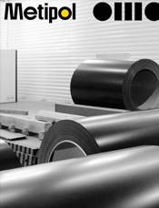 Metipol – український виробник сталі з полімерним покриттям, підтримує STEEL FREEDOM