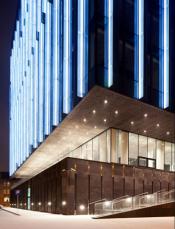 Світлотехнічна компанія SVL, партнер конкурсу  Steel Freedom 2021, дарує подарунки за найбільш вдалу концепцію архітектурної підсвітки