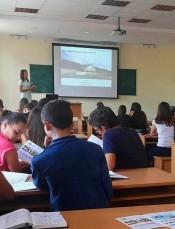 STEEL FREEDOM 2016 презентовано студентам українських ВНЗ