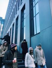 Компания AVR Development провела архитектурную экскурсию реализованными объектами в Львове