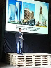 Артем Білик виступив з лекцією в рамках фестивалю CANactions 2014
