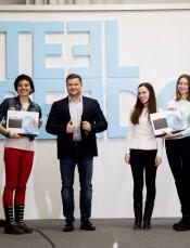 Сталекс вручит двум командам STEEL FREEDOM 2017 подарочные сертификаты по 10 000 гривен