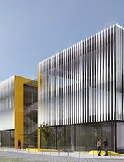 У Маріуполі побудують соціальний офіс за проектом призерів конкурсу