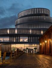 Компания Руукки Украина стала партнером архитектурного студенческого конкурса STEEL FREEDOM 2021