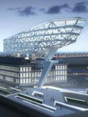 Архітектура майбутнього неможлива без сучасних технологій і матеріалів