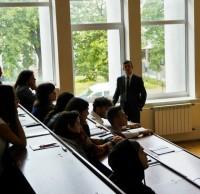Артем Билык приглашает к участию в конкурсе студентов КНУСА