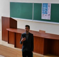 Дмитрий Аранчий - жюри STEEL FREEDOM 2015 в КНУСА