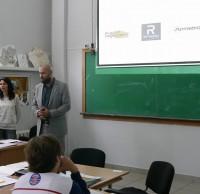 Вадим Пархоменко, главный инженер «Прушиньски». Национальный авиационный университет