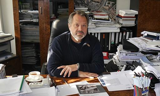 Андрій Пашенько: «Сучасна архітектура неможлива без сталевих конструкцій»